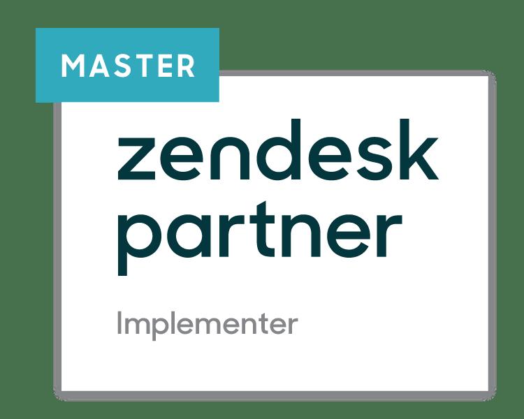Badge: Master Implementation Partner